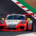 British Porsche Carrera Cup