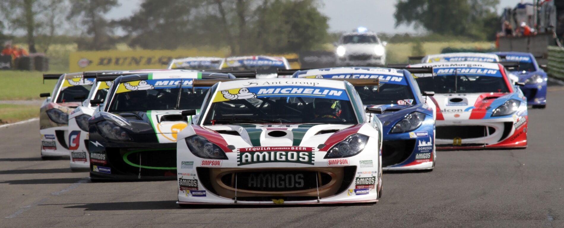 British Ginetta Touring Supercup