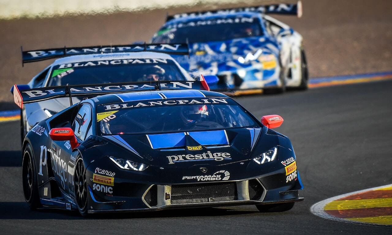 Lamborghini Trofeo Series