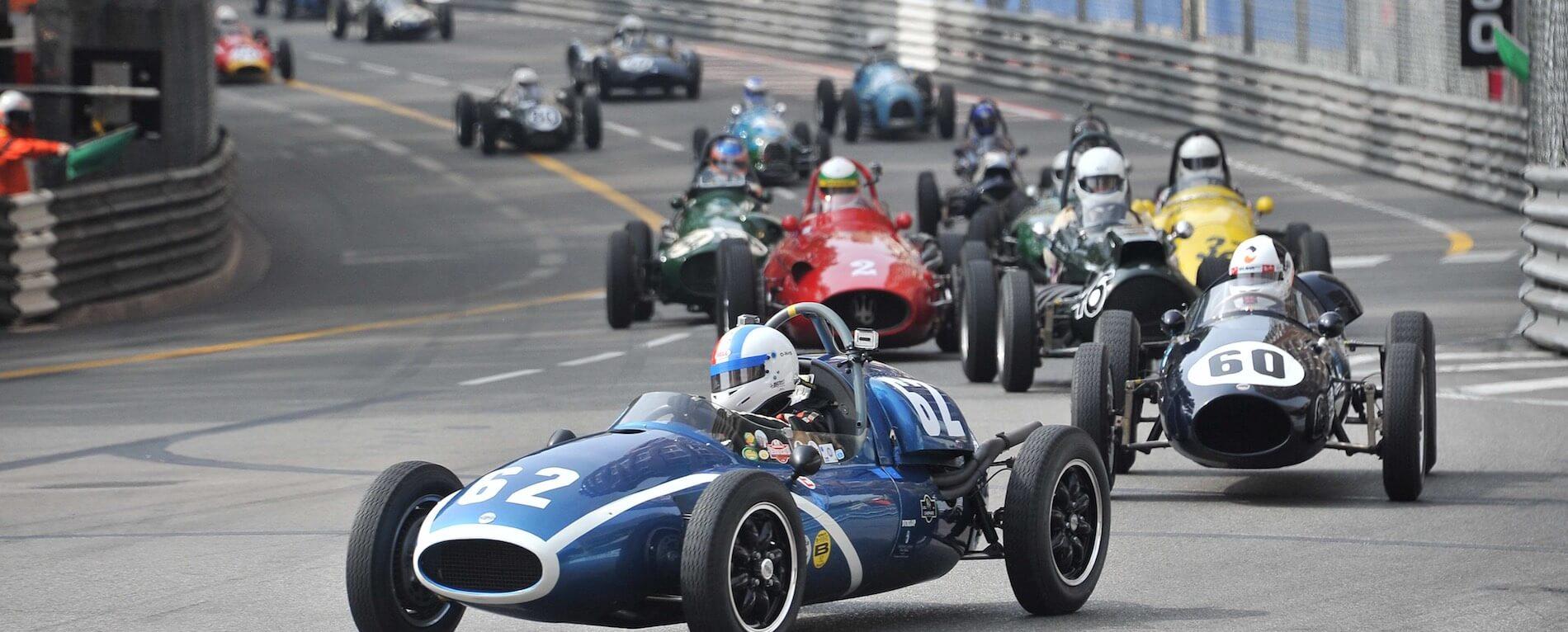 Monaco GP Historic