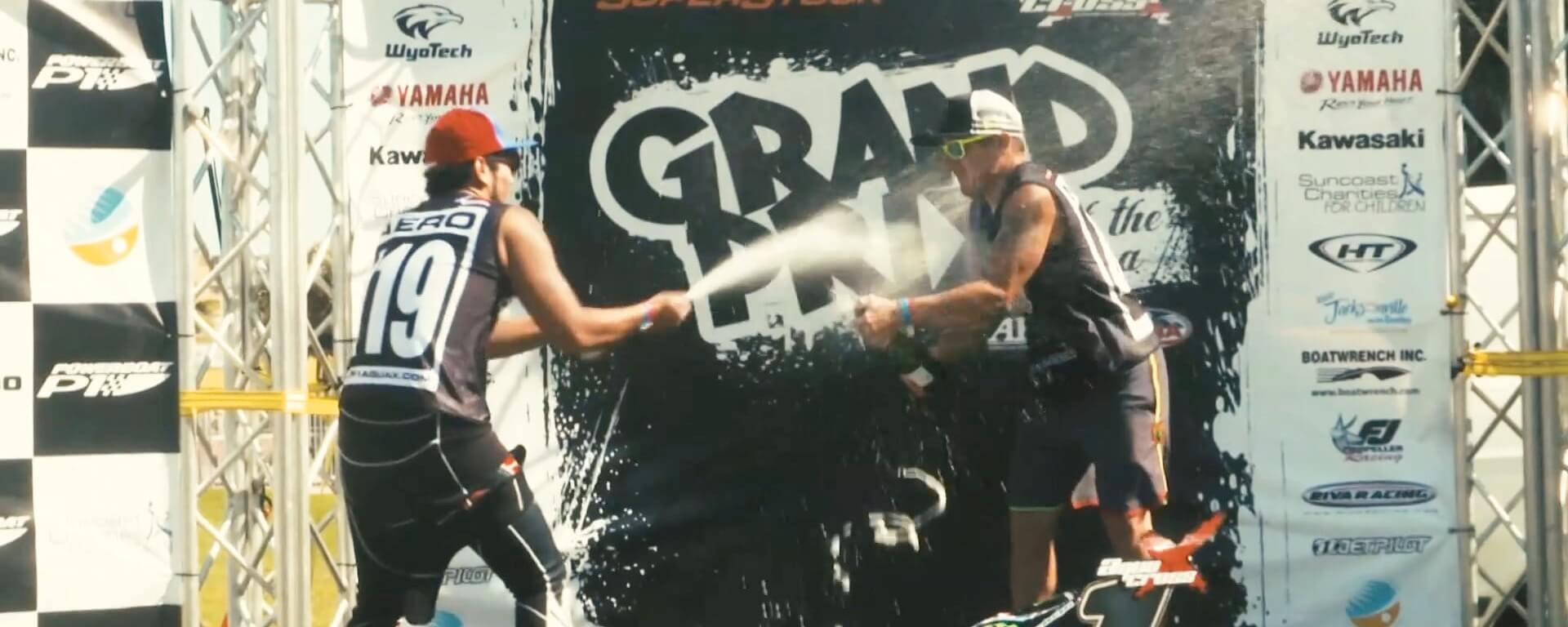 Powerboat P1 Grand Prix of the Seas