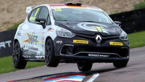 British Clio Racing