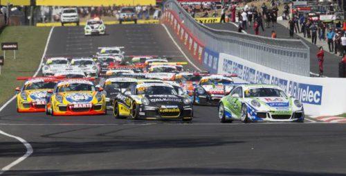 Porsche Carrera Cup Australia